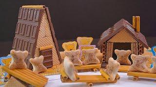 코알라마치 과자집 만들기 Koala's March Chocolate House Making Kit