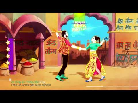 Just Dance 2017 - Cheap Thrills (Bollywood Version)
