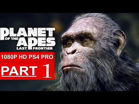 Gameplay de Planet of the Apes: Last Frontier