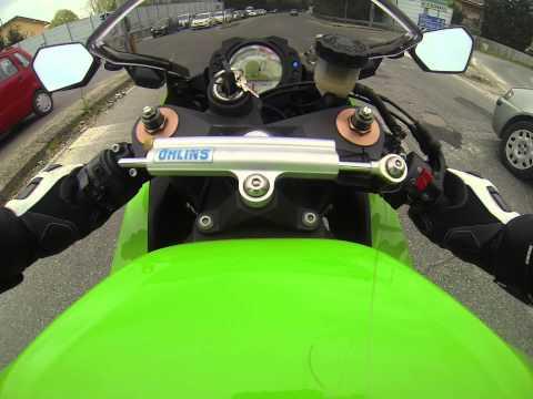 Kawasaki Ninja ZX10R 2009 Acceleration