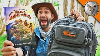 WIN Coyote's Adventure Pack!