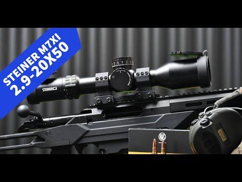 steiner-optics: Presentazione e video: Steiner propone due nuove versioni del cannocchiale M7Xi 2.9-20x50