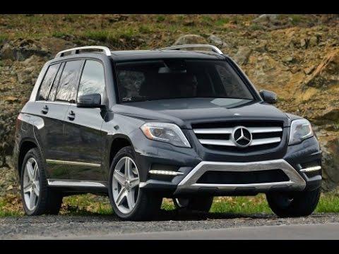 2015 Mercedes-Benz GLK Class (GLK 350) Start Up and Review 3.5 L V6