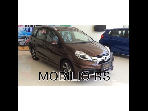 View Honda Mobilio Rs 2015 Review Interior Price And