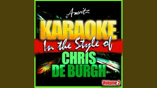 The Simple Truth (In the Style of Chris De Burgh) (Karaoke Version)