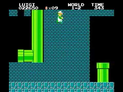 Lỗi Mario 30 năm sau mới phát hiện :