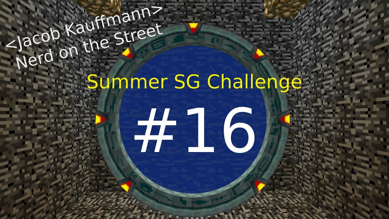 Episode 16 - Summer SG Challenge