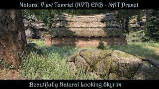SkyrimSE | NVT ENB - NAT Preset (V4.4e) | Beautifully Natural & Realistic Skyrim