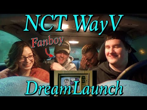WayV (威神V) - Dream Launch (梦想发射计划) MV Reaction [Our FIRST Look At WayV!]