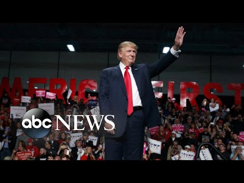 Trump reacts to report on Russia probe, FBI director speaks out l ABC News