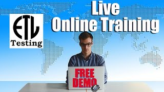 Introduction To ETL Testing   ETL Testing Training   ETL Testing Tutorials