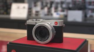 NEW Leica D-LUX 7 unboxing