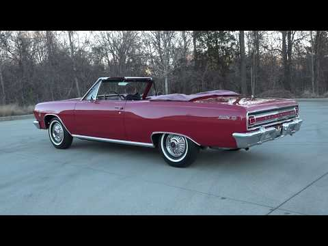 Video of '65 Chevelle SS - GHCJ