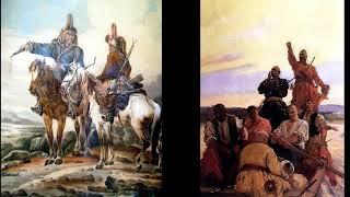 Казаки мусульмане казахи, казаки христиане русские