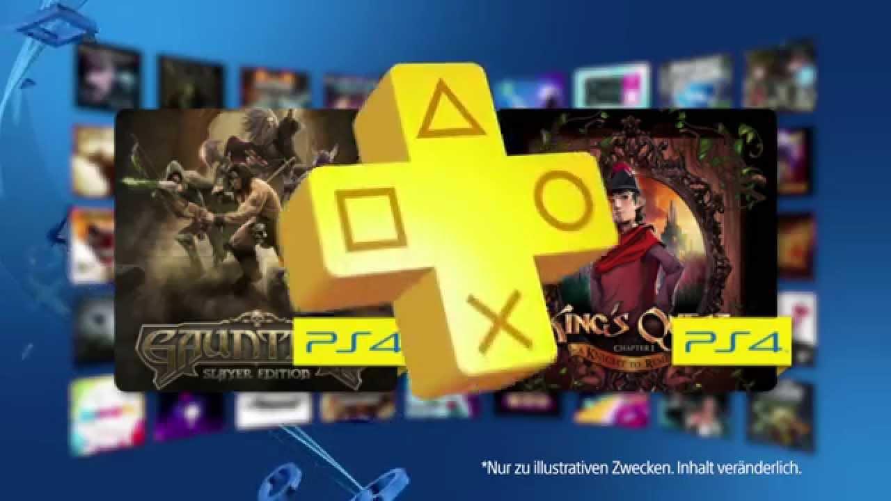 PlayStation Plus im Dezember: Gauntlet, King's Quest und vieles mehr