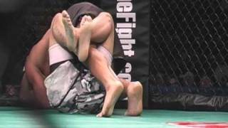 "Gabriel ""Gladiator"" Santos vs. Fernando Rivera – EFI 