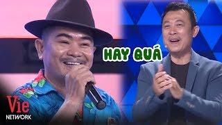 Vân Sơn phấn khích trước người đàn ông có giọng hát giống nghệ sĩ Văn Hường | Người Bí Ẩn
