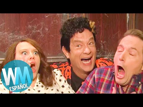 ¡Top 10 Mejores ANFITRIONES de SATURDAY NIGHT LIVE!