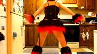 My gogo dancing~ Skrillex - Scarey monsters and nice sprites