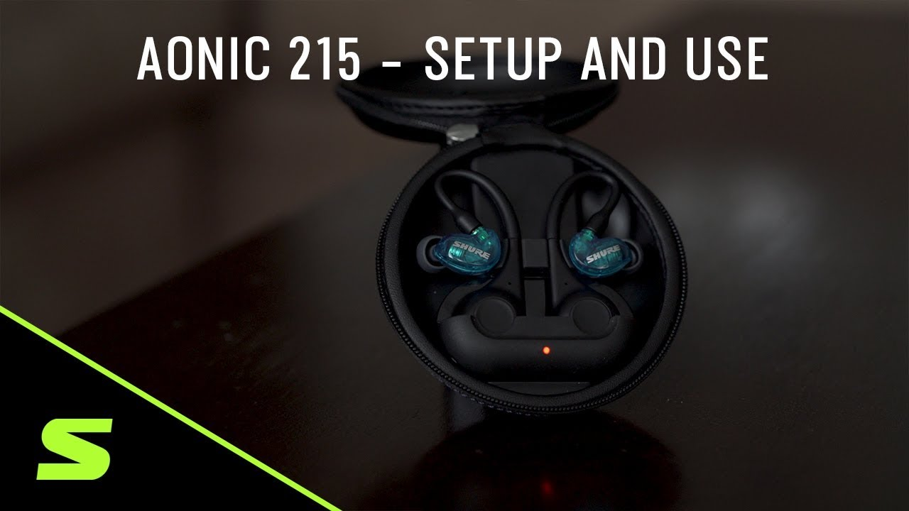 AONIC 215 - How to Setup and Use