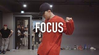 Focus   Bazzi Ft. 21 Savage  Jinwoo Yoon Choreography