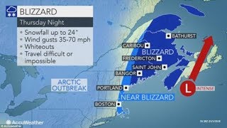 GSM Update 1/2/18 - Record Cold New Year - Blizzard Warning - Global Warming Zharkova
