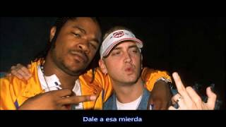 Don't Approach Me - Xzibit ft Eminem Subtitulada en español