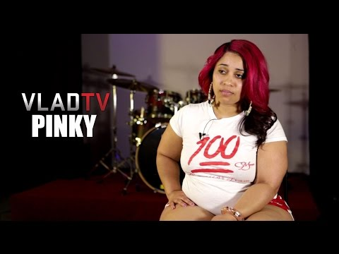 Ex Adult Film Star Pinkys Gut Is Bigger Than Her Butt Now Video Bossip