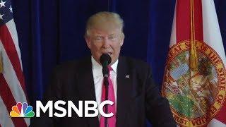 Robert Mueller Asking When President Trump Was Aware Of Stolen Democratic Emails | MSNBC thumbnail