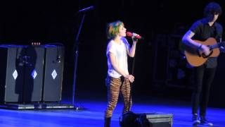Группа PARAMORE, Paramore - The Only Exception (Channel 933 Summer Kickoff 2014)