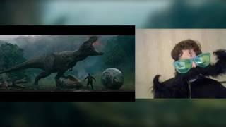 """Реакция на трейлер """"Мир Юрского периода 2"""""""