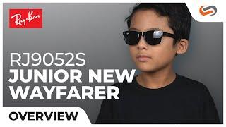 Ray-Ban Junior RJ9052S New Wayfarer