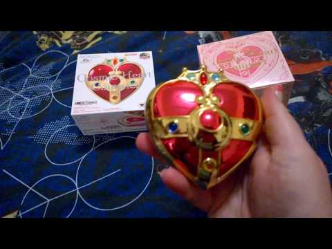 Cosmic Moon Brooch Review/ Sailor Moon