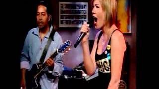 DIDO HUNTER LIVE THE LATE LATE SHOW