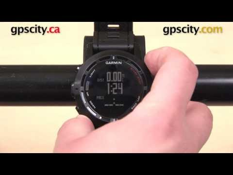 Garmin fenix 2: Going for a Run Quick Start with GPS City