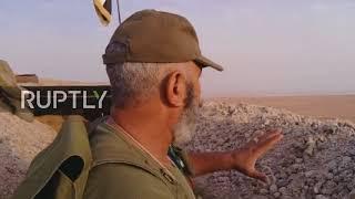 Syria: General speaks from the frontline as SAA dismantles IS siege of Deir ez-Zor *EXCLUSIVE*