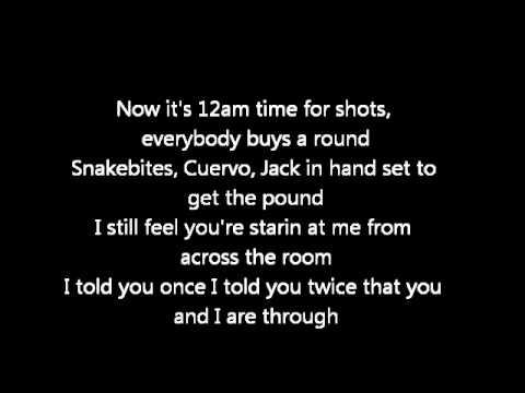 Blame it on Cain - Stay (Live) w/ lyrics