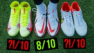 Welcher Nike Fußballschuh passt am besten zu mir?!