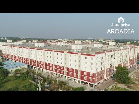 3D Tour of Janapriya Arcadia
