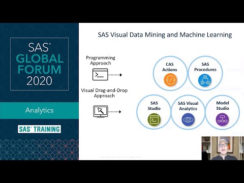 SAS Tutorial | Training Machine Learning Models Quickly and ...