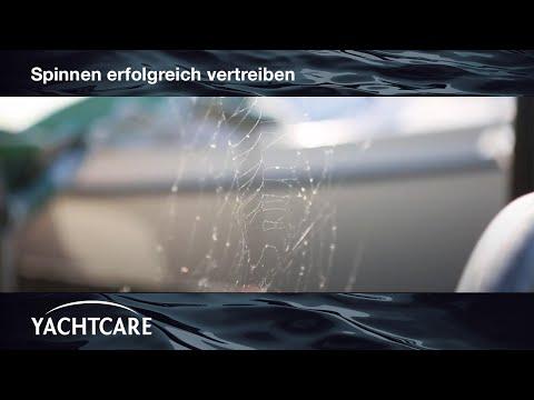 Anti Spinnen Spray von Yachtcare