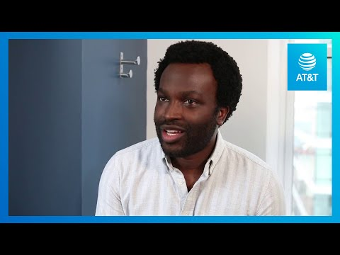 "Faraday Okoro Discusses His Film ""Nigerian Prince"" 
