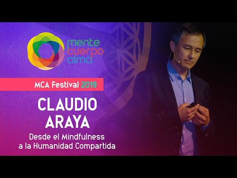 [MCA Festival] Claudio Araya
