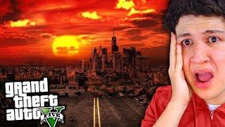 EL FIN DEL MUNDO EN GTA 5... Grand Theft Auto V - GTA V Mods