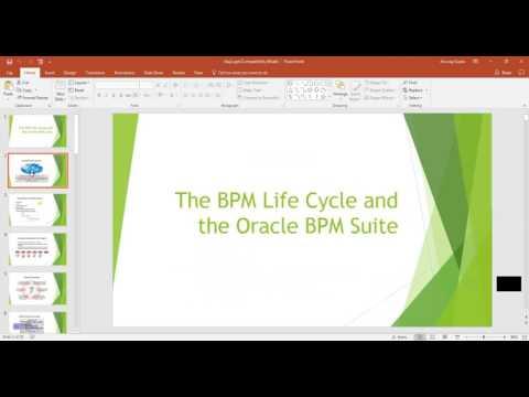 Oracle BPM Online Training Session - YouTube