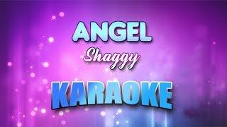 Shaggy - Angel (Karaoke version with Lyrics)
