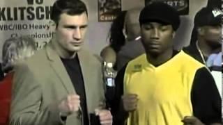 Ленокс Льюис готов драться с Кличко за 100 миллионов д...
