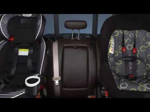 Forward Facing Safety Seat Ram Truck
