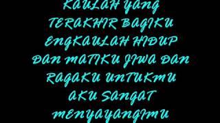 Gambar cover SouQy Band Aku Sangat Menyayangimu (lirik)