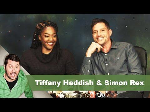 Tiffany Haddish & Simon Rex | Getting Doug with High